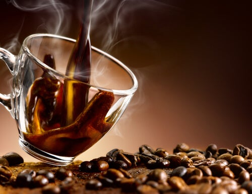 Café, alimento que puede causar gases