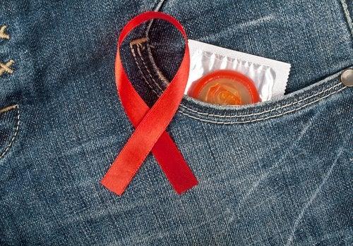 El preservativo es la mejor prevención frente al VIH.