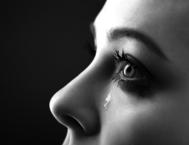 ¿Te has preguntado alguna vez para qué sirve llorar?