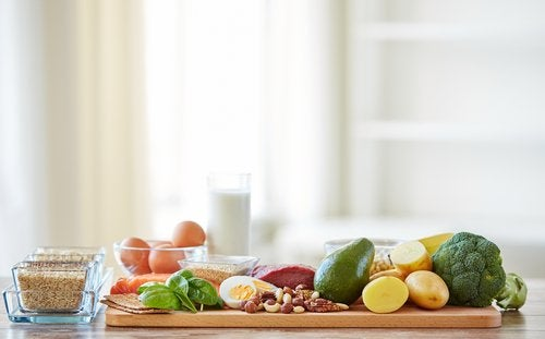 Comida para tomar antes y después del ejercicio