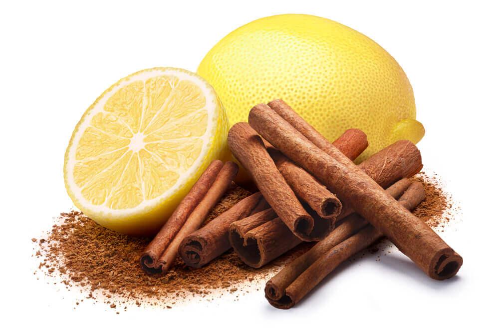 Canela y limón