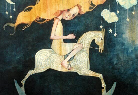 chica-a-caballo