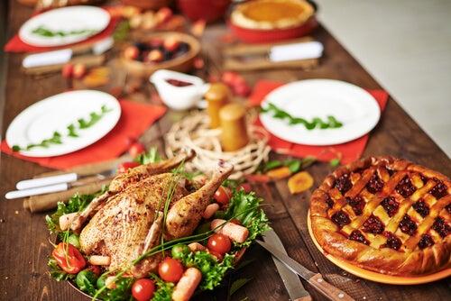 7 tips para no engordar en estas fiestas de Navidad