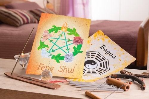 Algunas bases del feng shui para armonizar nuestro hogar