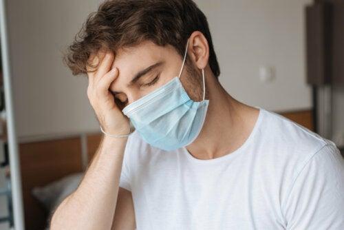 7 problemas que experimentas por un debilitamiento del sistema inmunitario