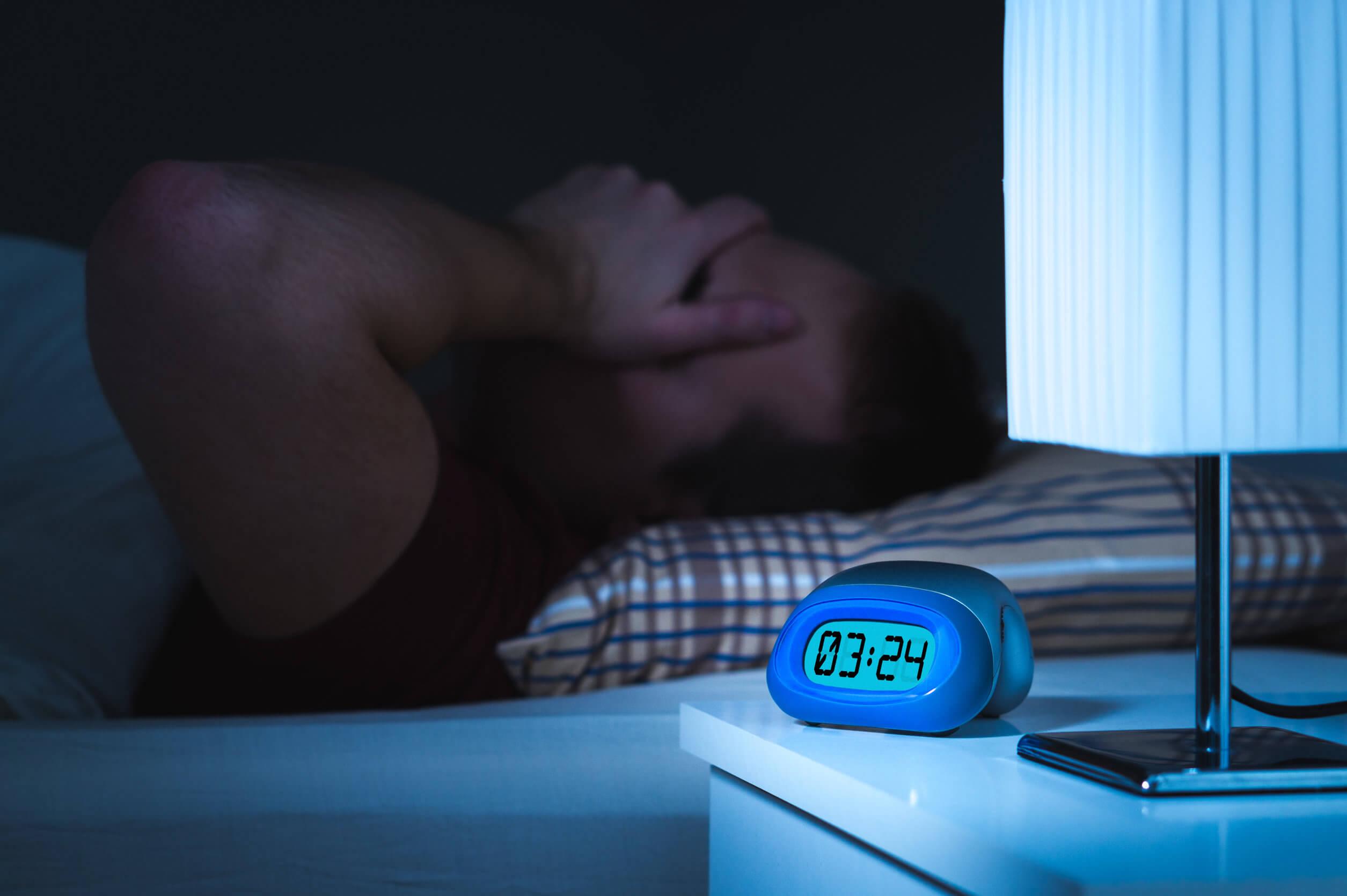 Quais são as alterações nos padrões de sono?