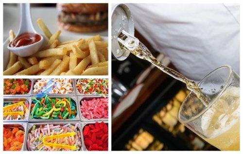 Estos 7 hábitos alimenticios están dañando tu rostro