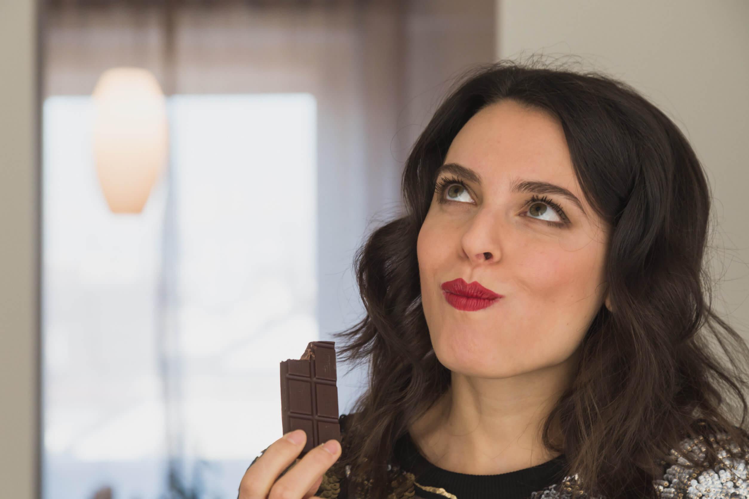 No tienes por qué renunciar al chocolate