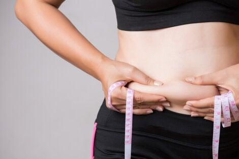 Ayuda a la quema de calorías