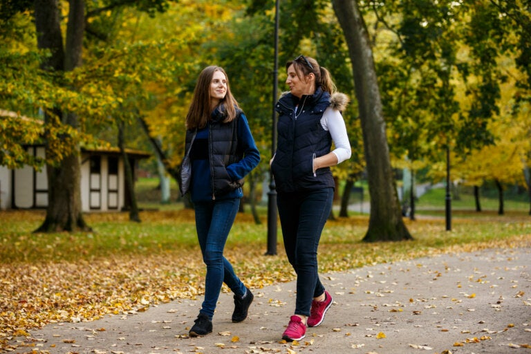4 beneficios psicológicos de caminar