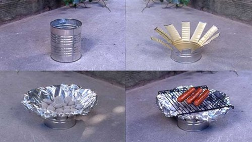 Grill Recycling