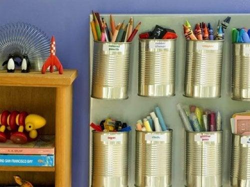 Stiftehalter Recycling