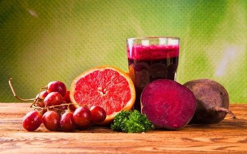 Alimentos para aumentar los glóbulos rojos