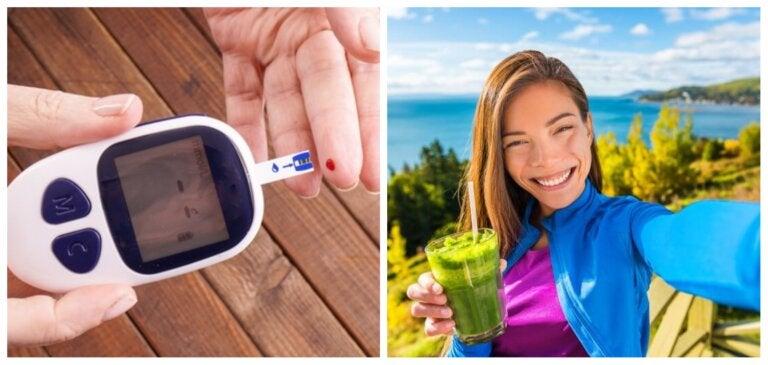 5 zumos naturales para regular los niveles de azúcar en la sangre