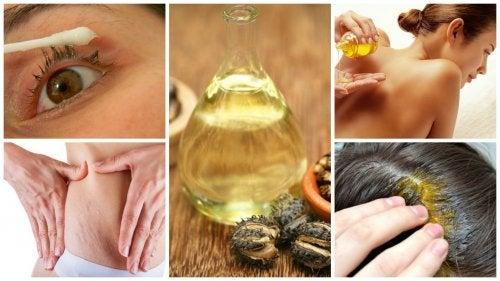 10 usos del aceite de ricino que te gustará conocer