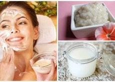 4 usos cosméticos del arroz que no sabías que existían