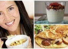 5 ideas saludables para un desayuno de alto valor proteico