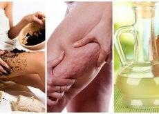 5 preparaciones caseras que te ayudan a combatir la celulitis
