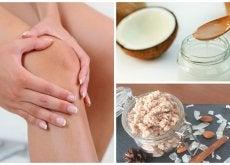 5 preparados caseros para blanquear la piel de tus rodillas