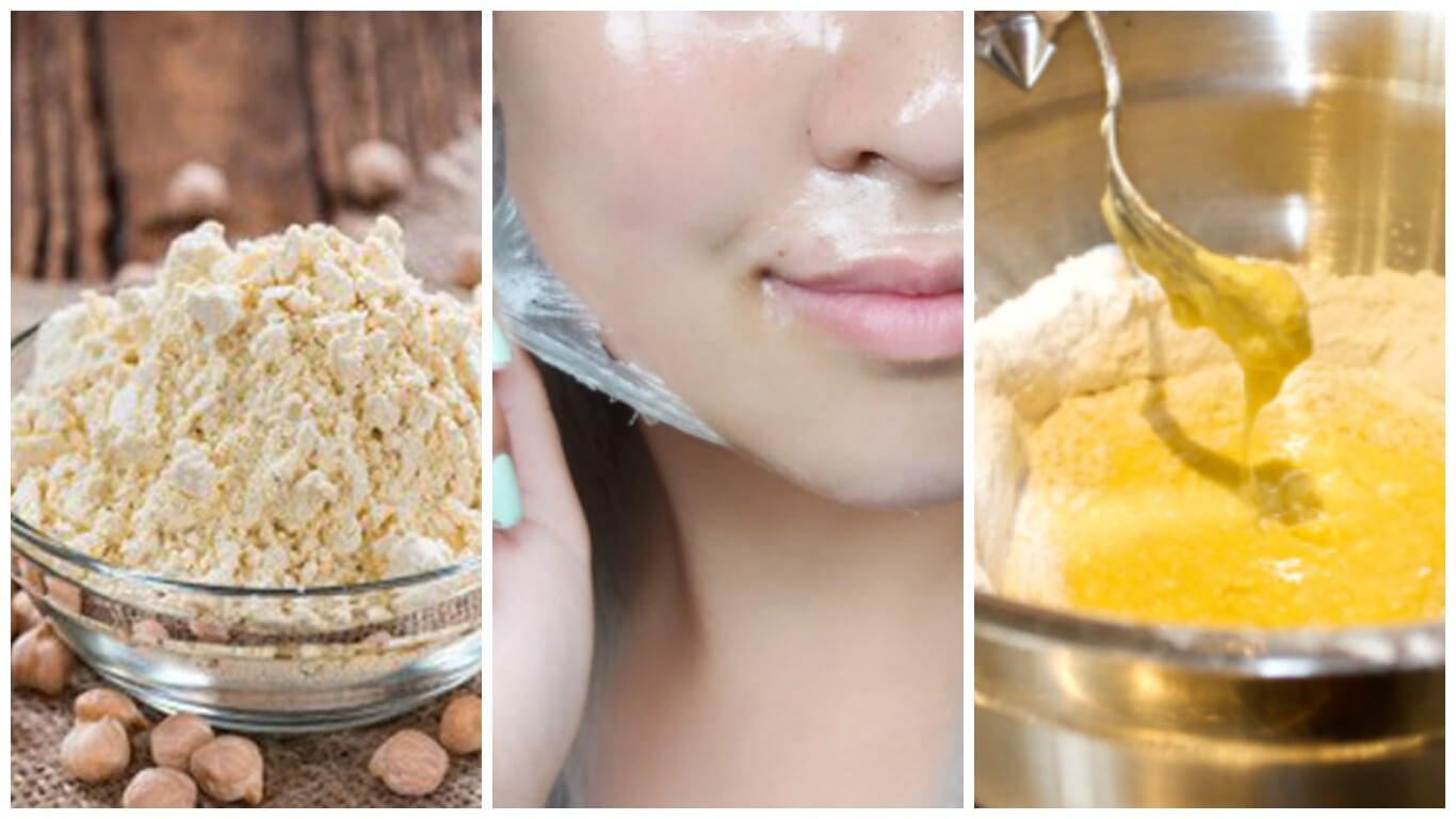 5 recetas caseras para remover el vello facial de forma natural