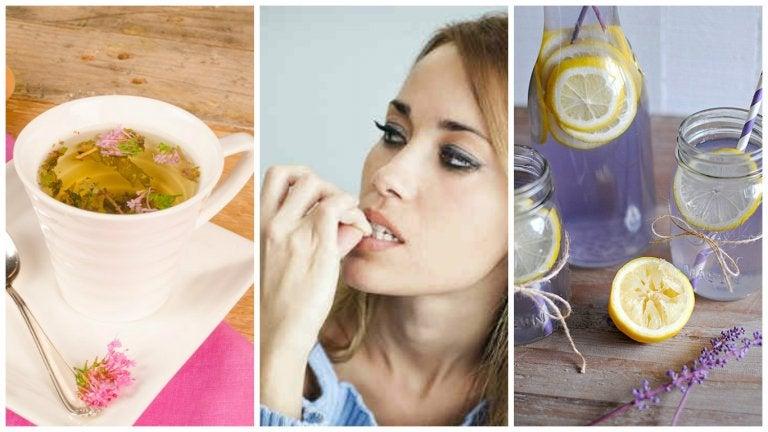 6 remedios naturales que te ayudarán a relajar los nervios