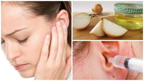 8 soluciones naturales para aliviar la otitis o inflamación de oídos