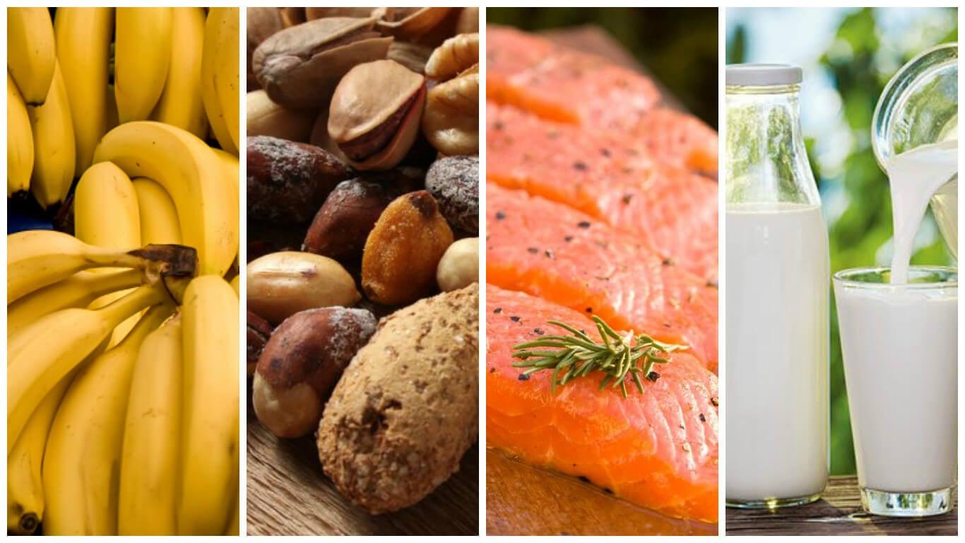 6 tipos de alimentos que te ayudan a combatir la apnea de sueño