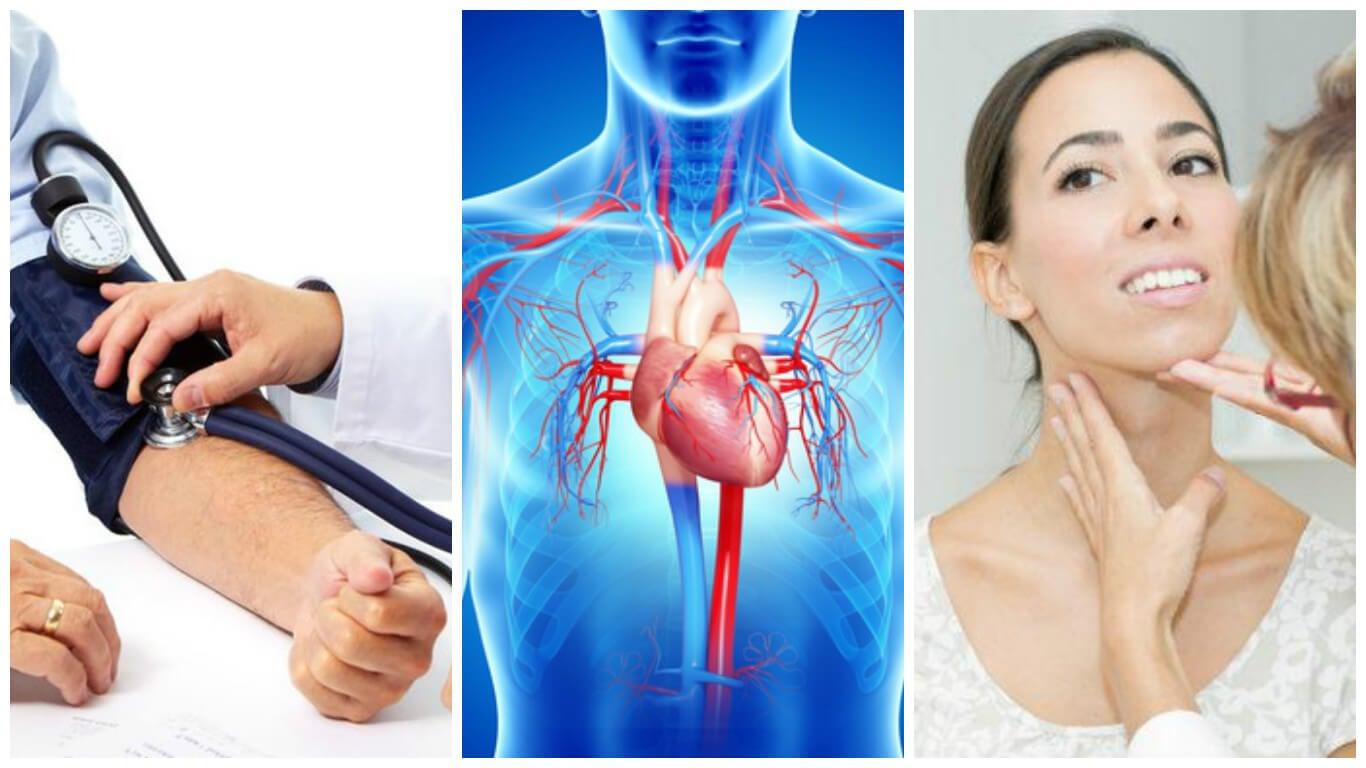 7 causas de la insuficiencia cardíaca congestiva