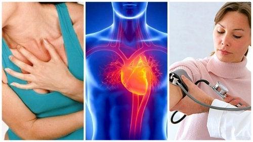 7 complicaciones graves causadas por la hipertensión