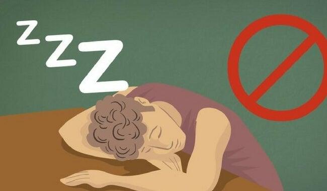 7 consecuencias de dormir poco
