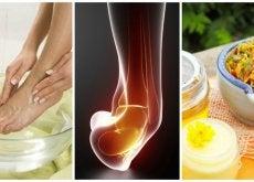 7 remedios caseros para aliviar el esguince de tobillo