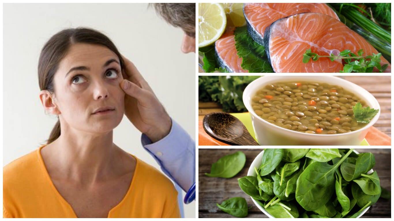 8 alimentos que debes incluir en tu dieta para combatir la anemia