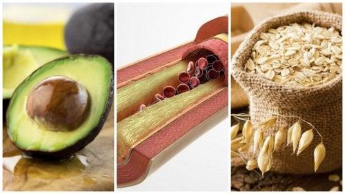 8 alimentos que debes incluir en tu dieta para controlar los triglicéridos altos