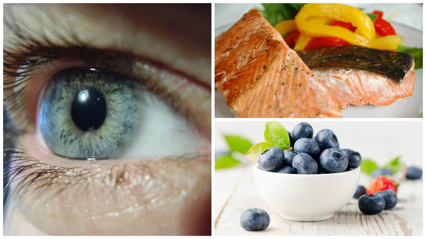 8 consejos dietarios para prevenir la degeneración macular