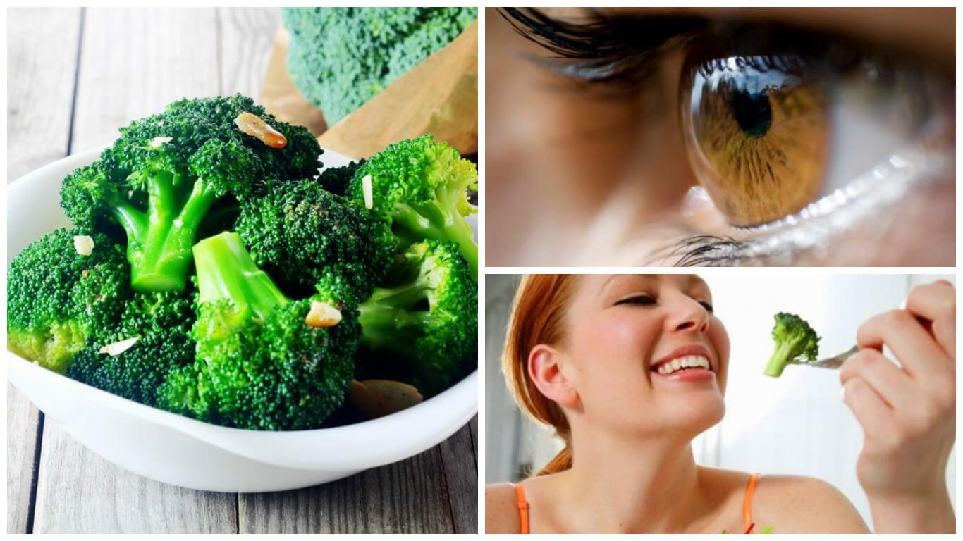 8 interesantes beneficios que el brócoli le brinda a la salud