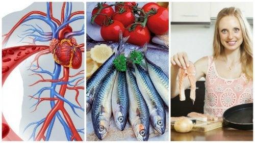 8 motivos para incorporar más pescado en tu dieta