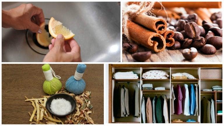 8 trucos para eliminar olores desagradables de lugares cerrados