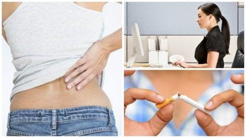9 formas naturales de vencer el dolor lumbar agudo