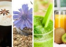 Bebidas saludables que nos ayudan a sustituir el cafe