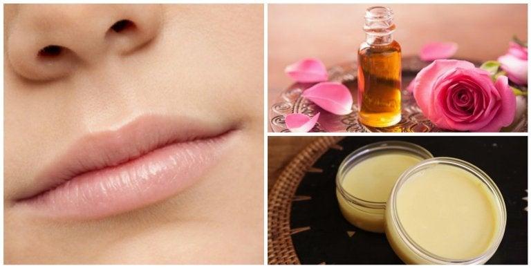 Cómo preparar una crema casera para atenuar las arrugas del contorno de la boca