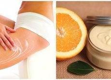 Cómo preparar una crema casera para reducir la flacidez de las caderas y los muslos