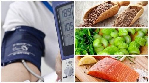 Controla la hipertensión aumentando el consumo de estos 7 alimentos