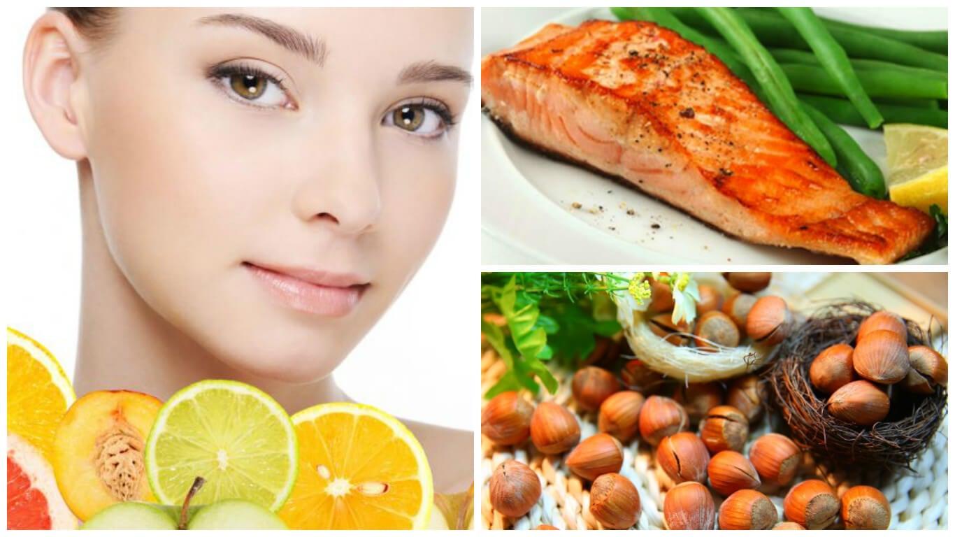 Cuida la salud de tu piel consumiendo estos 6 alimentos
