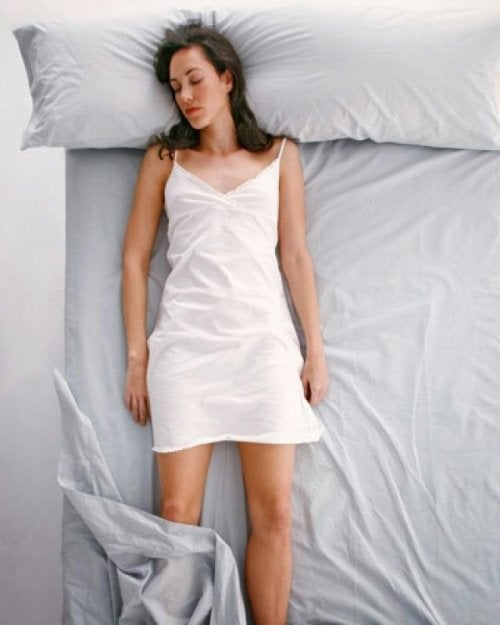 Dormir de espaldas