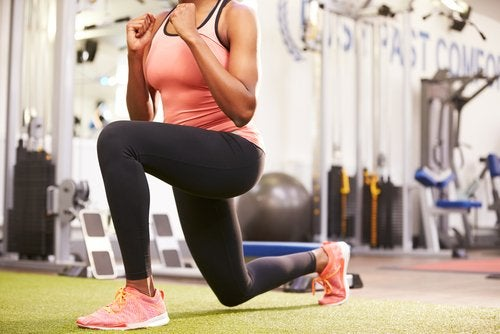 Lunges: Exercises To Reduce The Hips