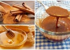 Estos son los 8 beneficios que obtienes por comer canela con miel