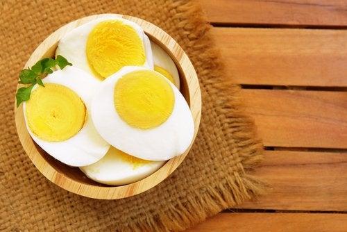 Huevo es un alimento que puedes comer de noche sin engordar