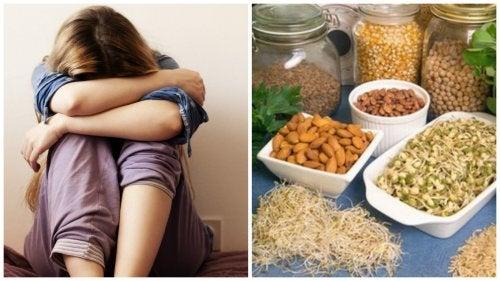 Las 6 deficiencias nutricionales que te pueden causar depresión