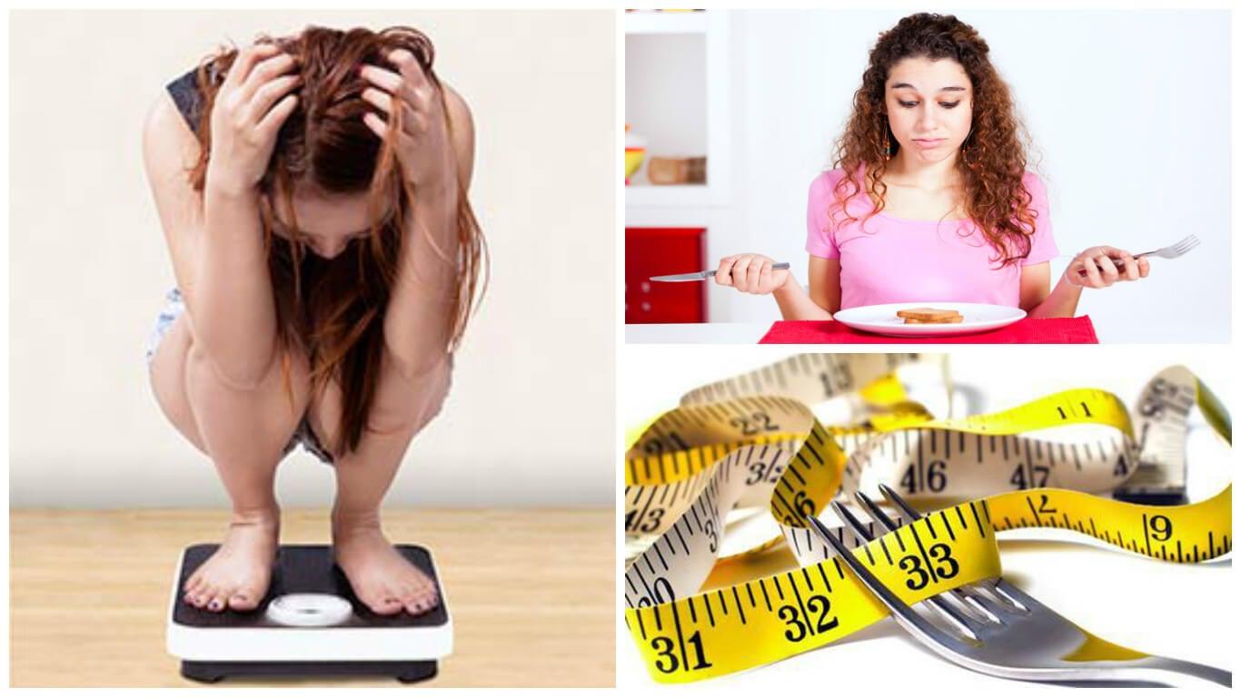 Las 7 trampas de la dieta que te impiden perder peso