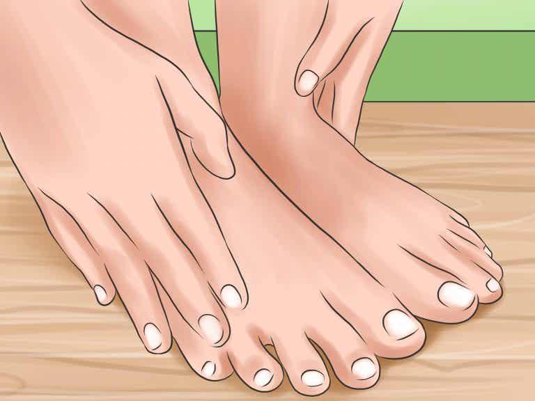 Lo que la forma de los pies dice sobre ti